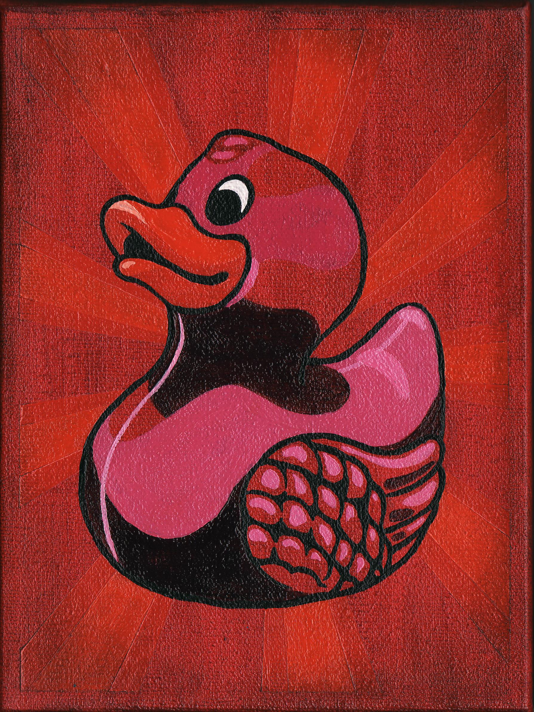 Rubber Duckie #1