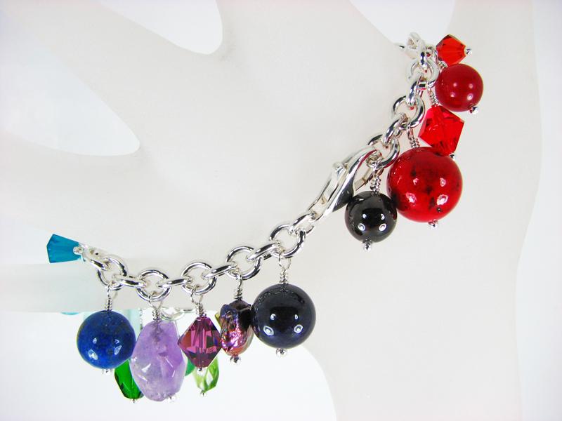 rainbow bracelet no4