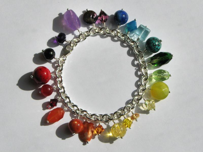 rainbow bracelet no3