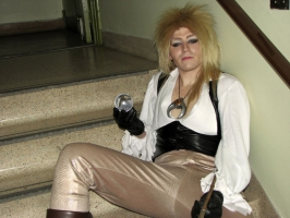 Jareth, the Goblin King 2
