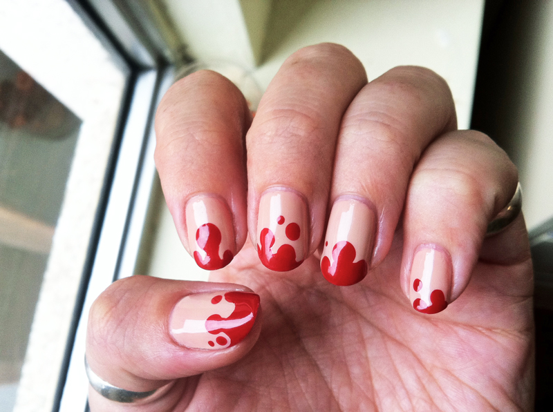 blood-drip-nails