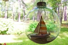 Saiboat-ornament