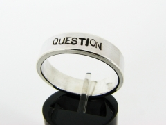 Question the Answer - Answer the Question