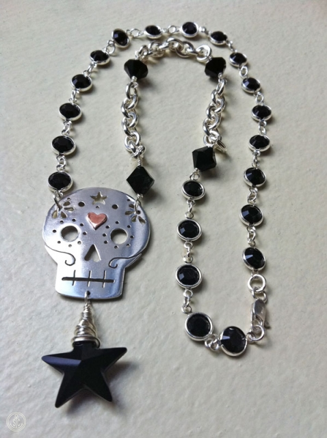 sugar-skull-necklace