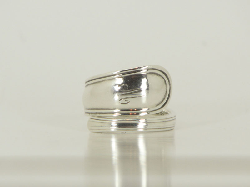 heirloom spoon ring