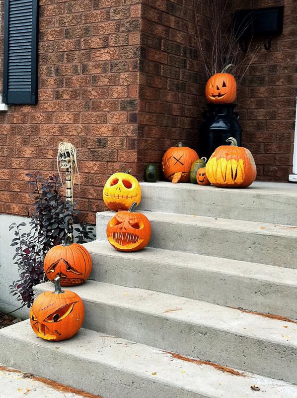 day-pumpkins