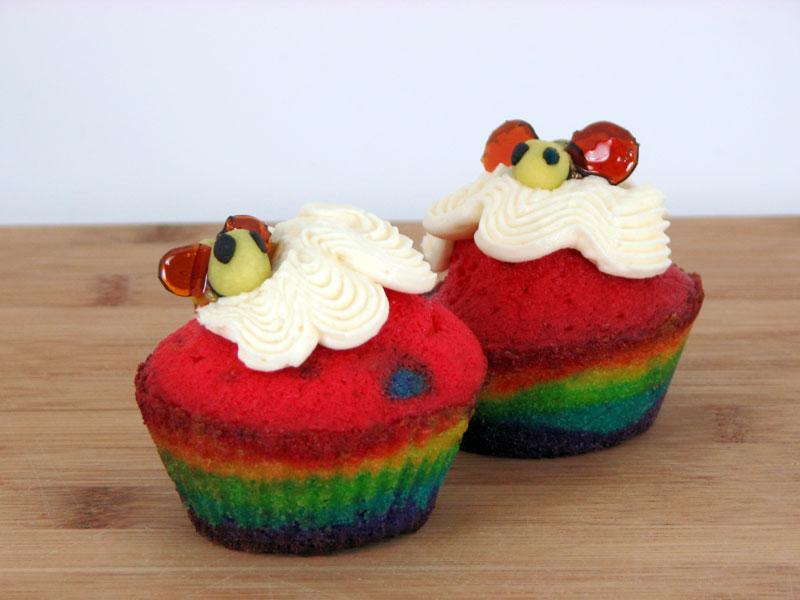 Rainbows and Bees 2