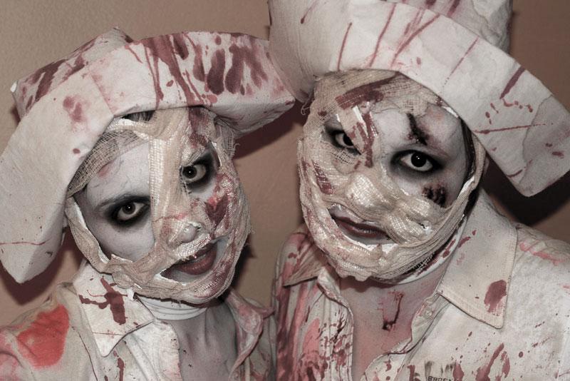 Silent Hill Nurses